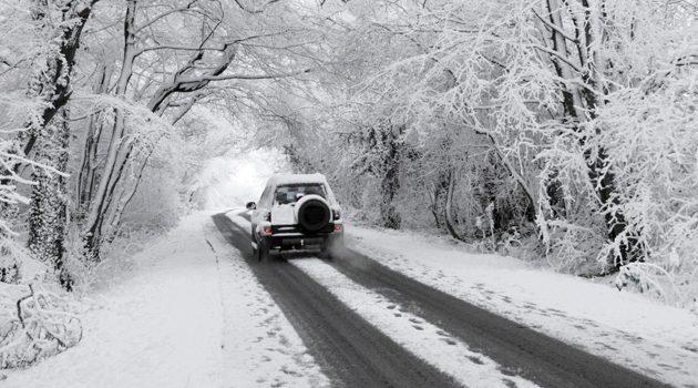 Zimski saveti za voznju