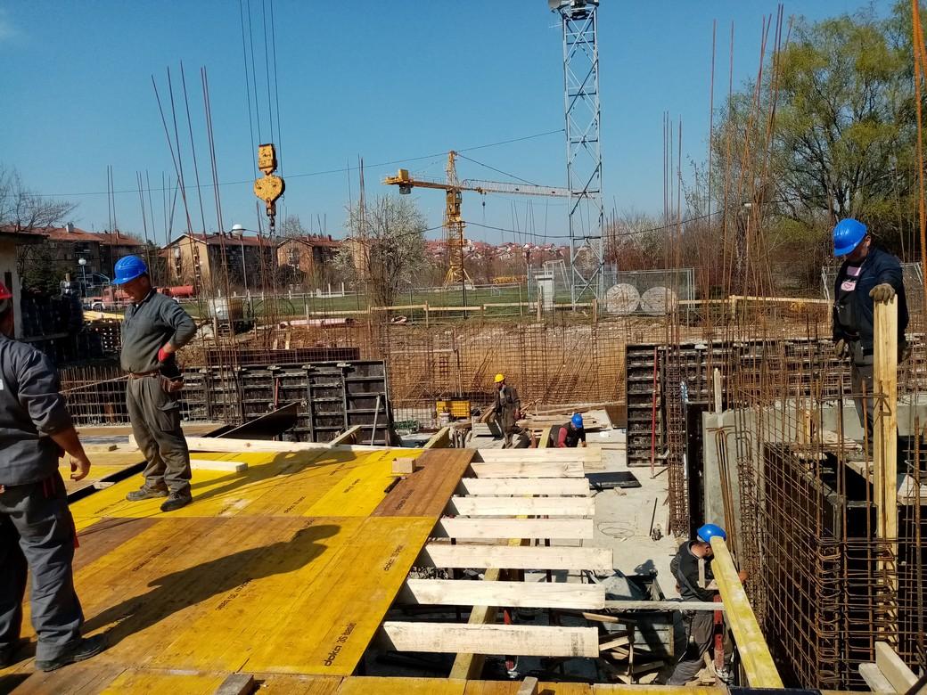 Izgradnja stambeno poslovnih objekata